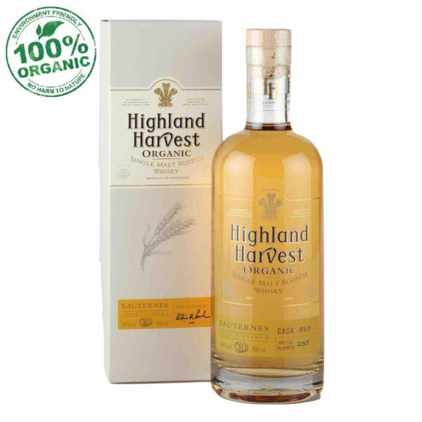 highland harvest sauternes finish